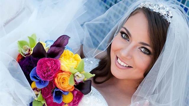 Napravi sama svoj vjenčani buket